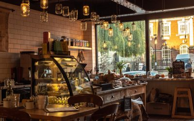 Open a new cafe: consider buying an existing business