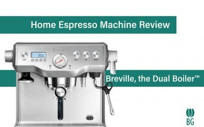 Breville Coffee Machine Dual Boiler: an Honest Review