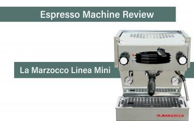 La Marzocco Linea Mini: home-barista coffee machine review