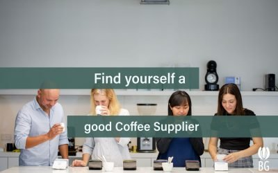 How Important is a Good Coffee Supplier for Your Coffee Shop?