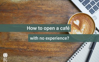 How to open a cafe with no experience in 2021