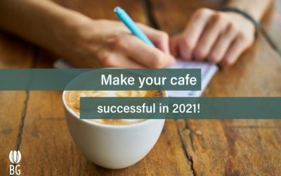 Make your cafe successful in 2021