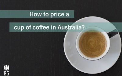 How to price a cup of coffee in Australia?