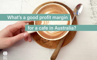 WHAT IS A GOOD PROFIT MARGIN FOR A CAFE IN AUSTRALIA?